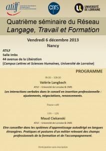 Seminaire LTF 4 6dec13